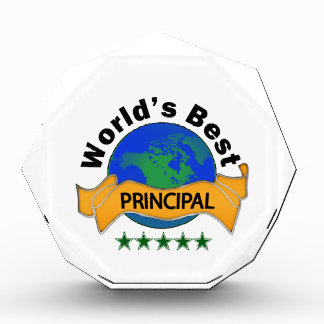 World's Best Principal Award