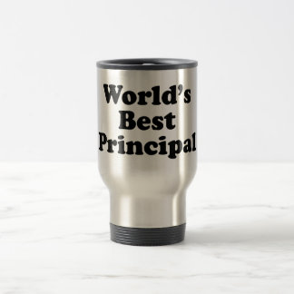 World's Best Principal Coffee Mug