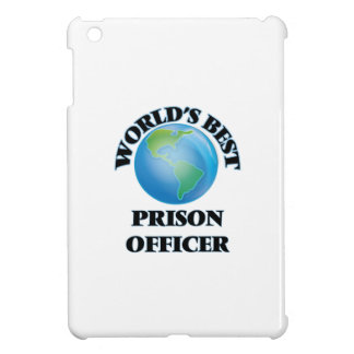 World's Best Prison Officer Cover For The iPad Mini