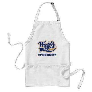 Worlds Best Producer Adult Apron