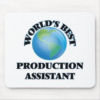 World's Best Production Assistant Mouse Pads