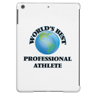World's Best Professional Athlete Cover For iPad Air