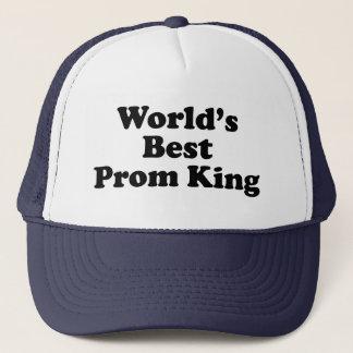 World's Best Prom King Trucker Hat