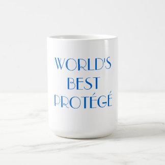 World's Best Protégé Coffee Mug