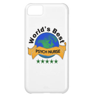 World's Best Psych Nurse iPhone 5C Cover
