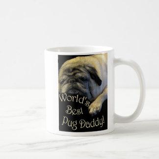 World's Best Pug Daddy Coffee Mug
