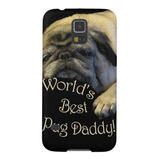 World's Best Pug Daddy Galaxy S5 Case