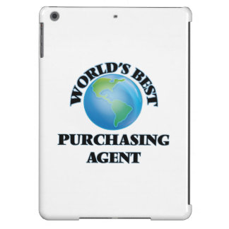 World's Best Purchasing Agent iPad Air Covers