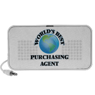 World's Best Purchasing Agent iPod Speakers