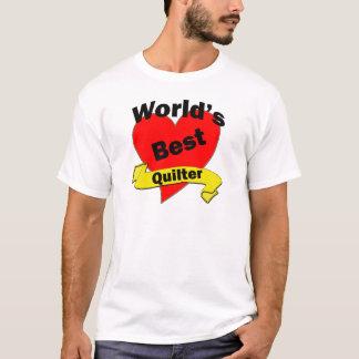 World's Best Quilter T-Shirt