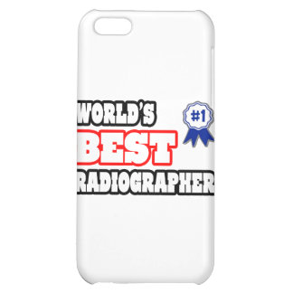 World's Best Radiographer iPhone 5C Cover