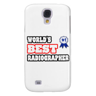World's Best Radiographer Samsung Galaxy S4 Cover