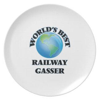 World's Best Railway Gasser Plate