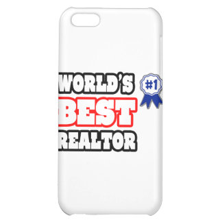 World's Best Realtor.png Case For iPhone 5C