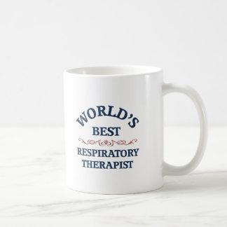 World's best Respiratory Therapist Classic White Coffee Mug