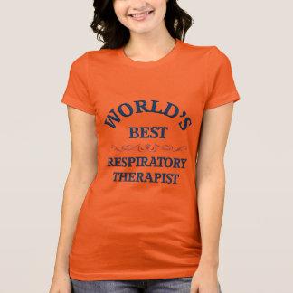 World's best Respiratory Therapist T-Shirt