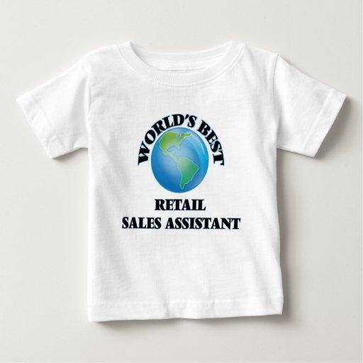 World's Best Retail Sales Assistant T Shirts T-Shirt, Hoodie, Sweatshirt