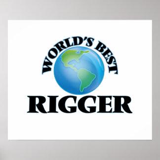 World's Best Rigger Poster