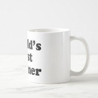 World's Best Runner Classic White Coffee Mug