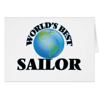 World's Best Sailor Cards