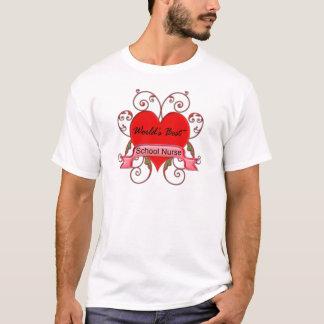 World's Best School Nurse T-Shirt