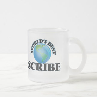 World's Best Scribe Coffee Mug
