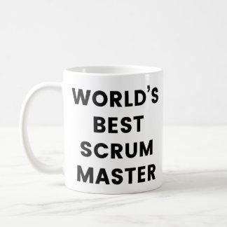World's Best Scrum Master Coffee Mug