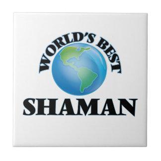 World's Best Shaman Tile