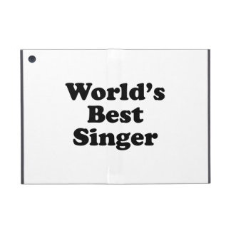 World's Best Singer Covers For iPad Mini