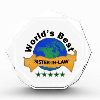 World's Best Sister-In-Law Award