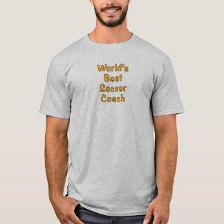 World's best Soccer coach gifts T-Shirt