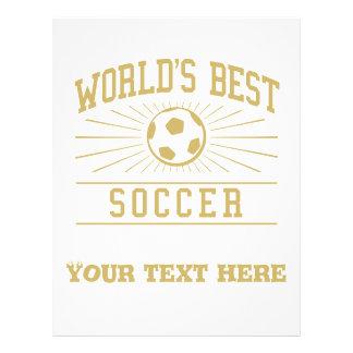 World's best soccer [MOM] Flyer