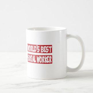 World's Best Social Worker. Coffee Mug