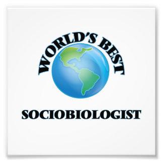 World's Best Sociobiologist Photo