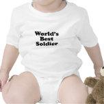 World's Best Soldier Shirts