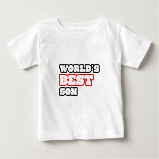 World's Best Son Baby T-Shirt