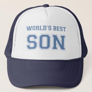 Worlds Best Son Cap