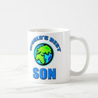 World's Best Son Classic White Coffee Mug