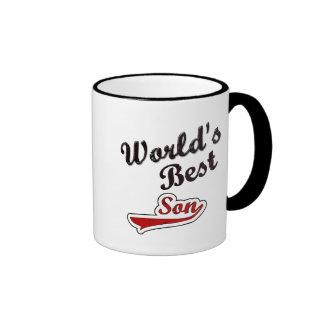 World's Best Son Mugs