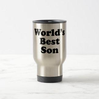World's Best Son Travel Mug