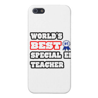 World's Best Special Ed. Teacher Cases For iPhone 5