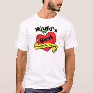 World's Best Special Ed. Teacher T-Shirt