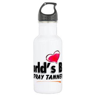 World's Best Spray Tanner 18oz Water Bottle