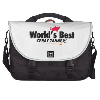 World's Best Spray Tanner Products Commuter Bag