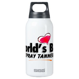 World's Best Spray Tanner SIGG Thermo 0.3L Insulated Bottle