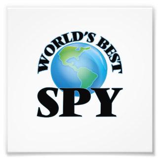 World's Best Spy Photograph