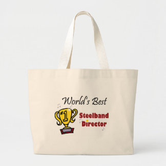 World's Best Steelband Director Tote