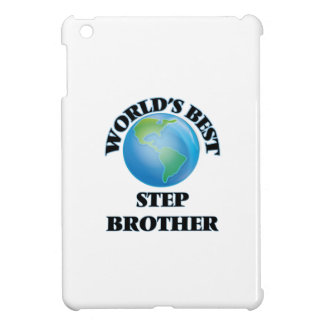 World's Best Step-Brother iPad Mini Covers