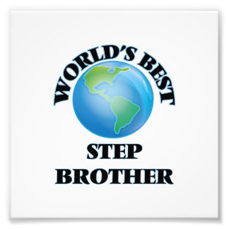 World's Best Step-Brother Photo