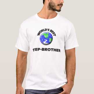 World's Best Step-Brother T-Shirt